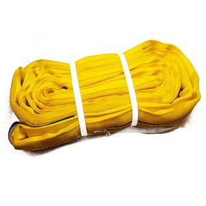 RSK 3000kg, nekonečný závesný popruh so zosilneným plášťom, žltý