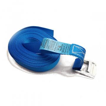 Upínací pás, typ 1001 / K, jednodielny so sponou, 25mm, LC 125 / 250daN, modrý