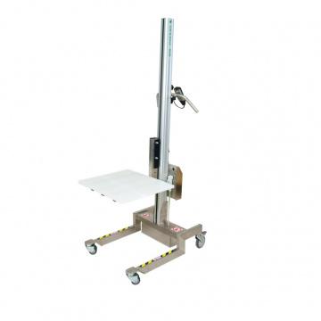 Lift and Drive model IE - priemyselná rada vozíkov firmy PRONOMIC
