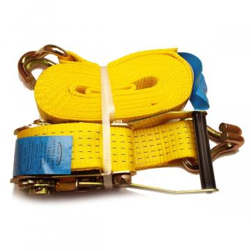 OVASLING, typ 5002 dvojdielny priväzovacie pás s dvojitým hrotovým hákom IHD - 2500 daN