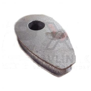 Očnica plná, DIN 3091, bez povrchovej úpravy, opracovaná