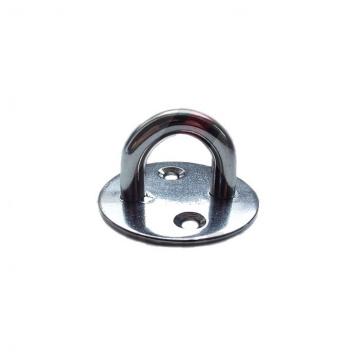 Nerezová doska kruhová s okom - AISI316