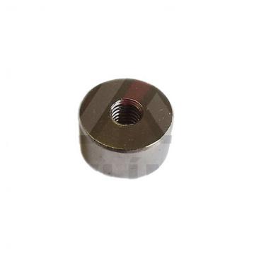 Nerezová valcová koncovka so závitom - AISI316