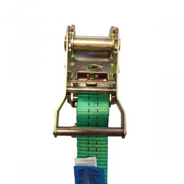 Upínací pás 2002 IHD hák, 1000 / 2000daN, pevná časť, l = 0,4m, š.35mm