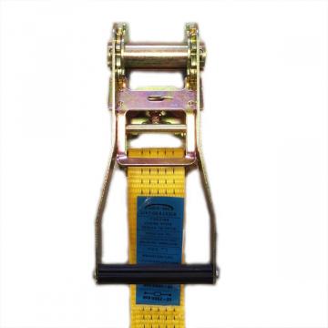 Upínací pás 5002 IHD hák, 2500 / 5000daN, pevná časť, l = 0,4m, š.50mm