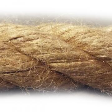 Konopné - Jutové - prírodné lano