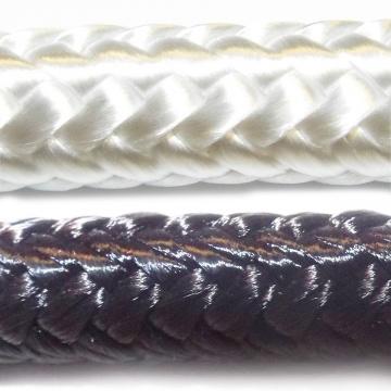 PA - polyamidové laná a šnúry, pletená