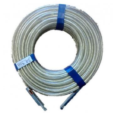 TIR kábel - colné lano - v PVC na plachty s koncovkami, FORANKRA