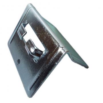 Ochrana hrán stabilný, kovová, pre š.50mm - š.60mm