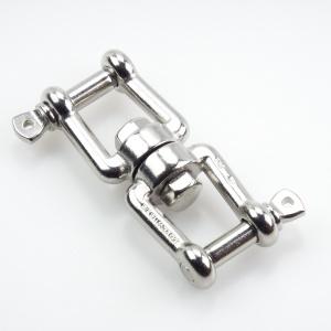 Nerezový obrtlík vidlica-vidlica, AISI 316 (A4)