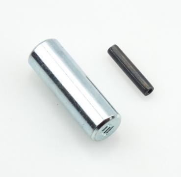 Čap + pružný kolík pre EKF, VKF, AG, VVG, VHG, TK, GHS, GHK, SGC, KV, CWG, SGB
