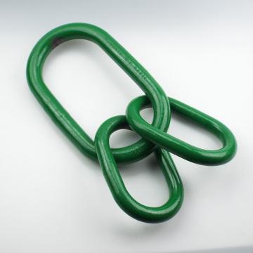 Závesná súprava, zelená, pre 3- a 4-pramenné väzáky, trieda 8