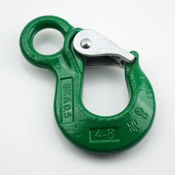 SIKA hák - zelený, s poistkou