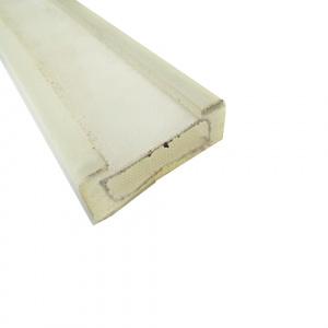 Polyuretánová ochrana na ostré hrany, jednostranná a oboustranná