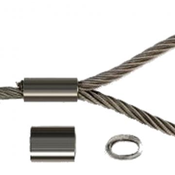 Nerezová objímka, EN 13411-3, pôvodne DIN 3093