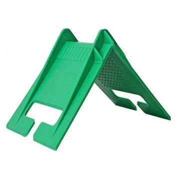Ochrana rohov, zelená, pre pás max. 50mm FORANKRA
