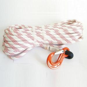 PA lano s hákom Z500L, priemer 11mm, dĺžka 25m