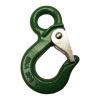 SIKA špeciálny hák s poistkou - typ SPS, zelený, akostné trieda 5